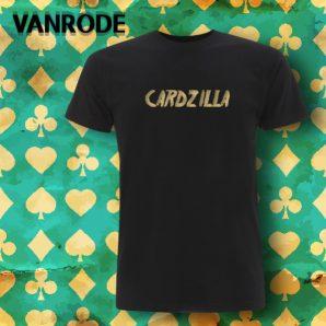 T-Shirt-Cardzilla-Gold