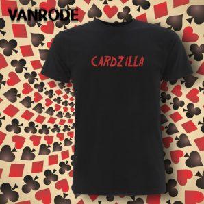 T-Shirt-Cardzilla-Rot