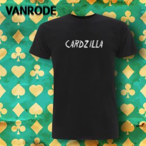 T-Shirt-Cardzilla-Silber