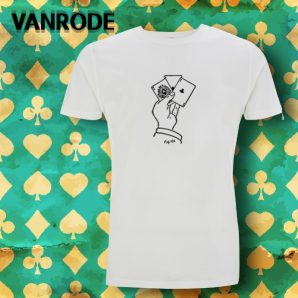 "T-Shirt-Model ""Erdnase – Bee Ace"""